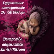 Суррогатное материнство. Донорство яйцеклеток