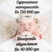 Центр репродукции Счастье материнства.Суррогатное материнство