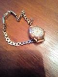Продам золотые часы