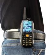 Армейский телефон с рацией mafam m2