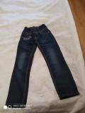 Продам джинсы на флисе для мальчика