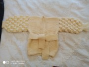 Продам свитер детский вязанный