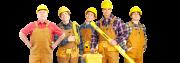 Опытная бригада строителей