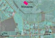 Продам участок 2 га ОСГ в Макарове