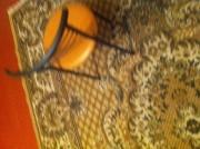 стулья на кухню металические со спинкой сиденья паралон дермантин