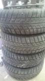 Продам комплект б\у зимней резины с дисками R15 на ГАЗ 24.т.0721370468