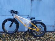 Велосипед с Электро набором.Новый