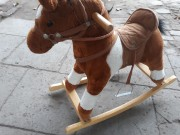 Лошадка-Каталка Музыкальная.