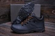 Акція! Кожаные зимние мужские кроссовки. Харьковская обувь.