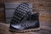 Акція! Кожаные зимние мужские ботинки. Харьковская обувь.