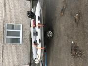 Продам Лодку ПВХ Барракуда 370 с мотором Sail T 15