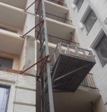 Высотные строительные подъемники до 200м