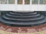Очистка фасадов, ступеней от загрязнений и высолов