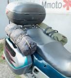 Багажники на мотоцикл. Защитные дуги для мотоцикла. Боковые рамки на м