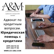 Юридическая поддержка в кредитных делах