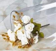 Мягкое стекло на стол /скатерть DecorProtect 1, 5; 2; 2, 5; 3мм Сер