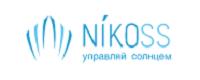 Nikoss, жалюзи, рулонные шторы